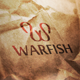War Fish Logo - GraphicRiver Item for Sale