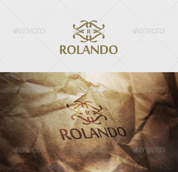Rolando Logo - Letters Logo Templates