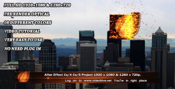 VideoHive Partical Wipe Lower Third Ver 2 2650904