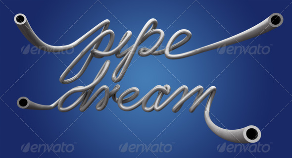 Pipe Dream - Stock Photo - Images