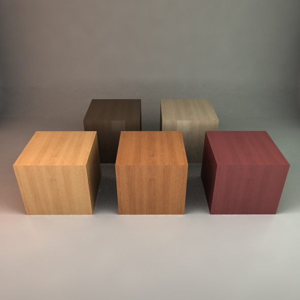 Office Furniture Wood Materials - 3DOcean Item for Sale