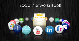 Social Networks Tools