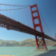 Fort Point Naval Golden Gate Bridge San Francisco - VideoHive Item for Sale