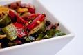 Roasted vegetables in a white food bowl - PhotoDune Item for Sale