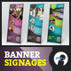 Multipurpose Outdoor Banner-Graphicriver中文最全的素材分享平台