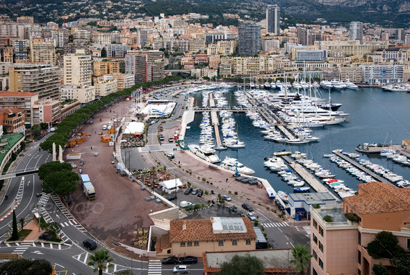 Monte Carlo, Monaco - Stock Photo - Images