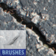 Crack Brushes - GraphicRiver Item for Sale