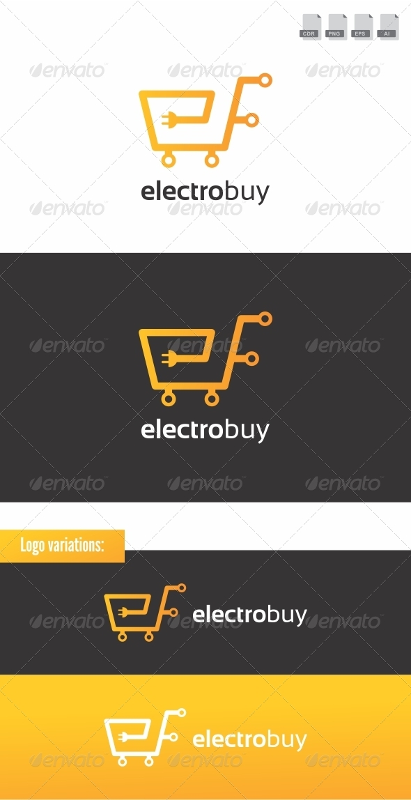 Electrobuy - Objects Logo Templates