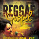 Reggae Gospel Concert Flyer Template - GraphicRiver Item for Sale