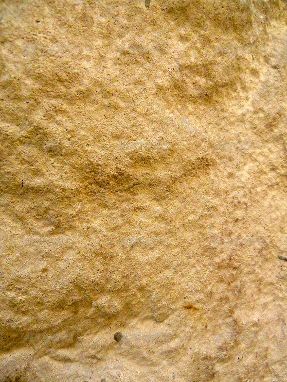 yellow sandstone - Stock Photo - Images