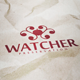 Watcher Logo - GraphicRiver Item for Sale