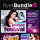 Flyer Bundle Vol. 2 - GraphicRiver Item for Sale