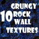 Grungy Rock Wall Textures - GraphicRiver Item for Sale