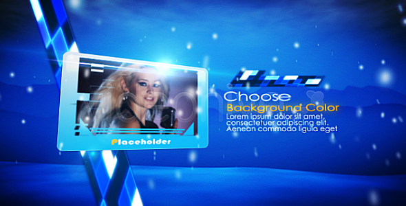 After Effects Project - VideoHive Blizzard AECS3 96634