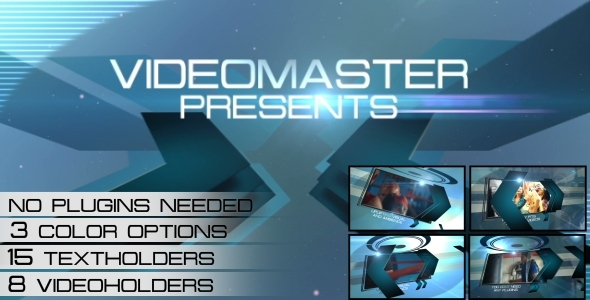 After Effects Project - VideoHive Modulator 296360