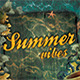 Summer vibes vol.1 - party flyer/poster template - GraphicRiver Item for Sale