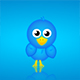 Twitter Share/Follow Me!  Tooltip Collection/ AS - ActiveDen Item for Sale