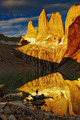 Torres del Paine at sunrise - PhotoDune Item for Sale