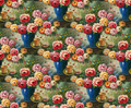 Roses in Vase Seamless - PhotoDune Item for Sale