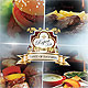 "5""x7"" Restaurant / Catering / Cafe menu - GraphicRiver Item for Sale"