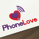 PhoneLove Logo - GraphicRiver Item for Sale