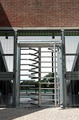 turnstile door to the input of a stadium. - PhotoDune Item for Sale