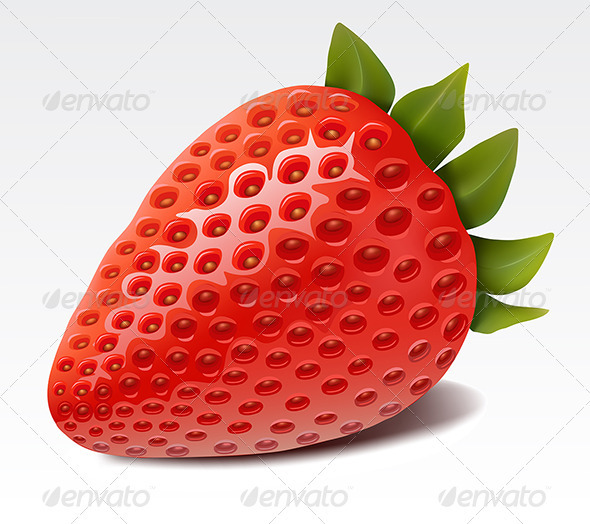 GraphicRiver Strawberry 2683050