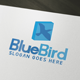 BlueBird Logo - GraphicRiver Item for Sale