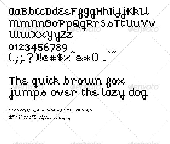 GraphicRiver Lilabit px 4264
