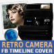 Retro Facebook Timeline Cover - GraphicRiver Item for Sale