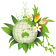 Green Earth Concept - GraphicRiver Item for Sale