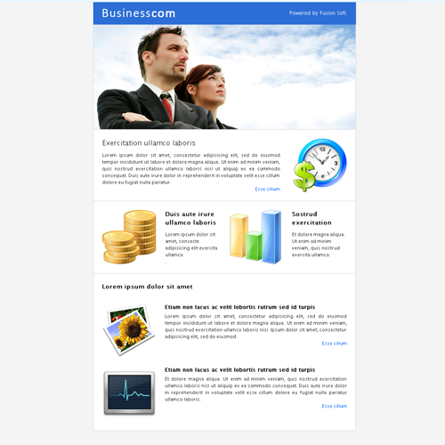 Business Fusion  Free Download