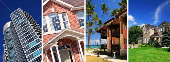 PhotoDune Real Estate Collage 184754