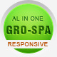 Gro-Spa  - Responsive  HTML  Template - ThemeForest Item for Sale