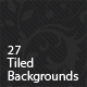 27 Tiled Backgrounds - ActiveDen Item for Sale