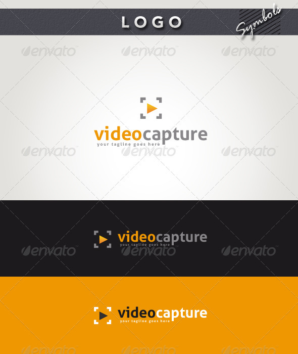 Video Capture Logo - Symbols Logo Templates