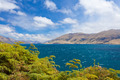 Stormy surface of Lake Wanaka, Central Otago, NZ - PhotoDune Item for Sale