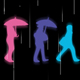 People in a Rainy Day - ActiveDen Item for Sale