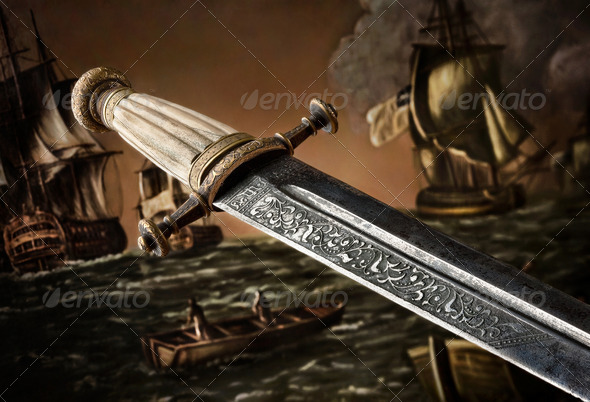 Honor and virtue! - Stock Photo - Images