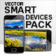 Vector Smart Devices Pack - GraphicRiver Item for Sale