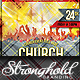 Church Group Event Flyer Template - GraphicRiver Item for Sale