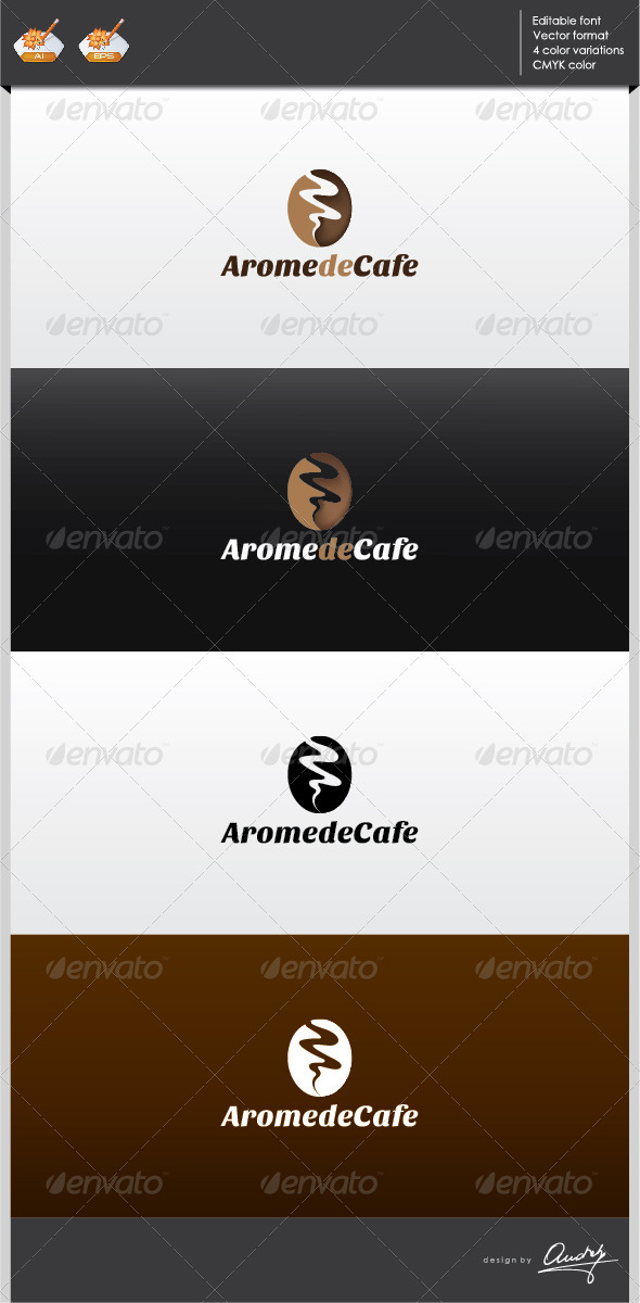 GraphicRiver Arome De Cafe 2700682