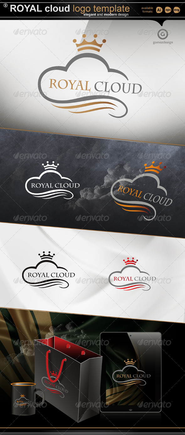 GraphicRiver Royal Cloud 2701177