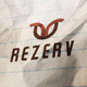Rezerv Logo - GraphicRiver Item for Sale