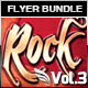 Rockfest Flyer Bundle Vol.3 - GraphicRiver Item for Sale