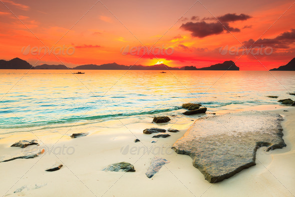 Seascape - Stock Photo - Images