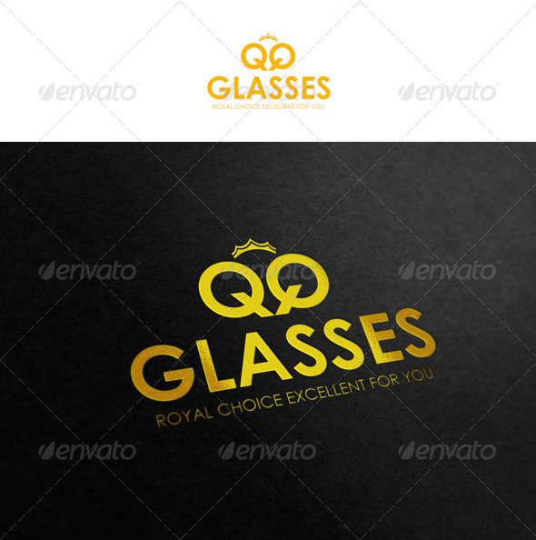Glasses Logo - Symbols Logo Templates