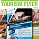 Tourism Flyer Vol.2 - GraphicRiver Item for Sale