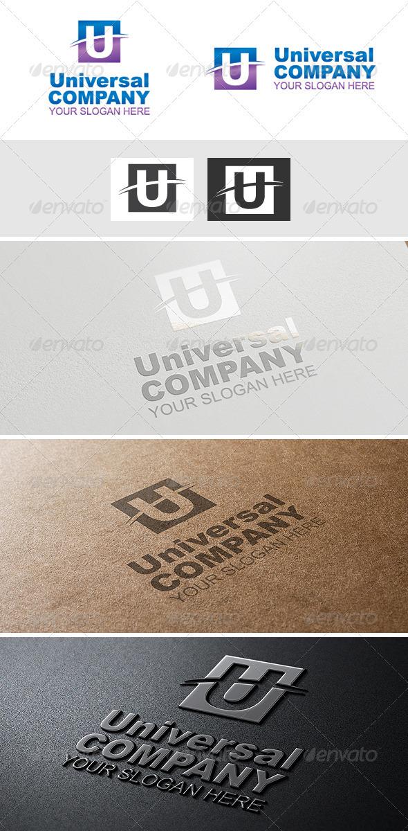 GraphicRiver U-letter Logo 2700010