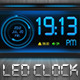 Clock Vol.2 - LED Clock - GraphicRiver Item for Sale